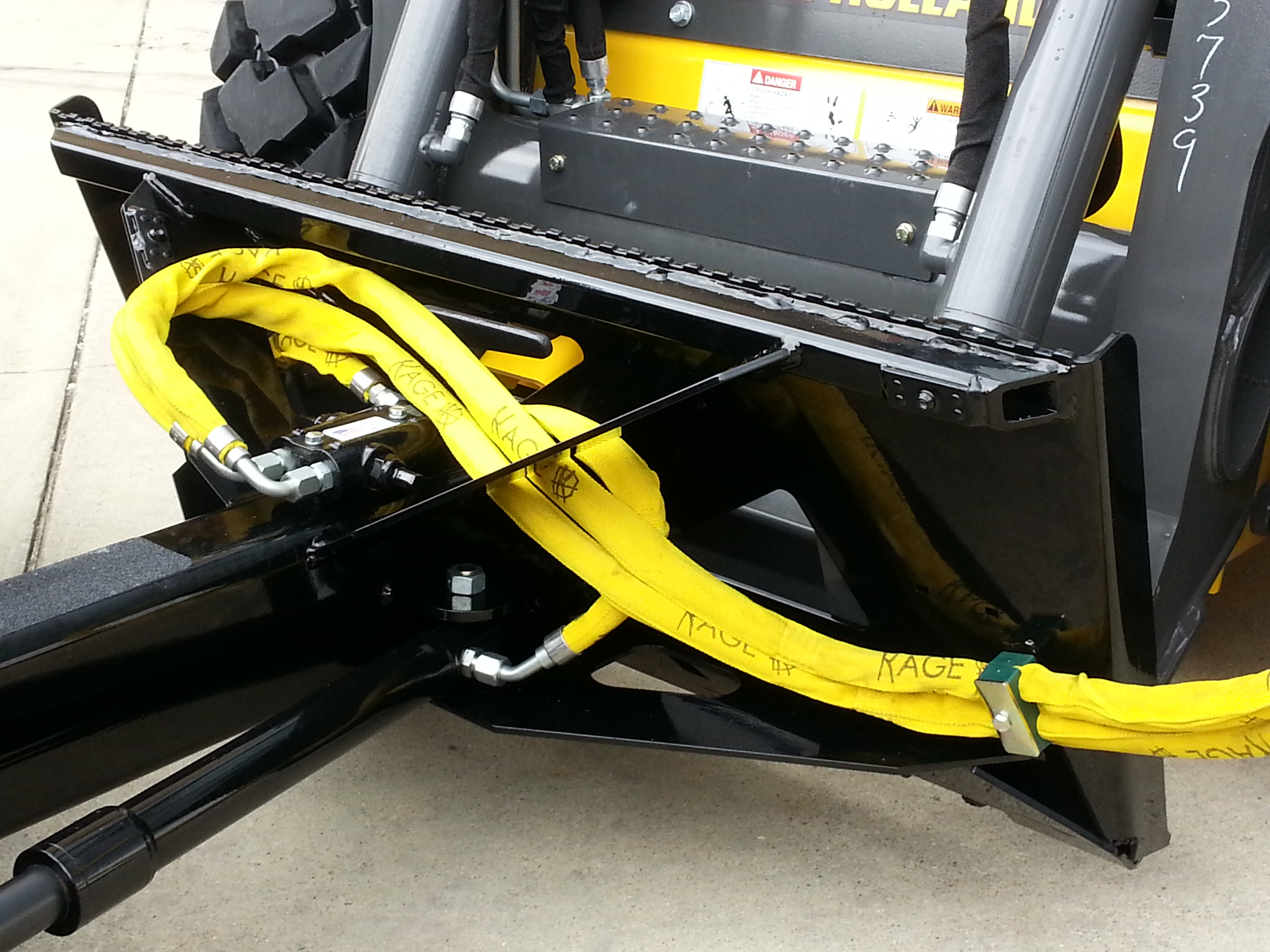 SnowFire Box Plow System Kage Innovations | Specialty Outdoor Equipment