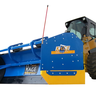 SnowFire Box Snow Plow System Kage Innovations | Specialty Outdoor Equipment