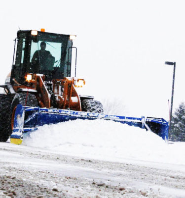 SnowStorm Box Snow Plow System Kage Innovations | Specialty Outdoor Equipment